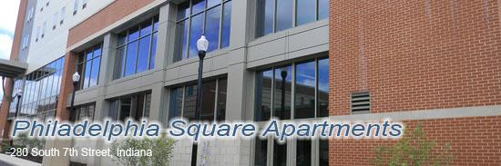 Philadelphia Square Apartments Iup